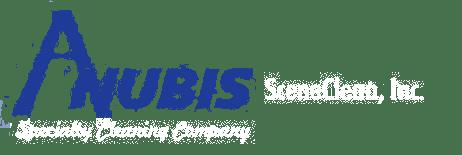 Anubis SceneClean, Inc Logo