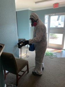 COVID-19 Disinfection Cleaning Services Dallas TX